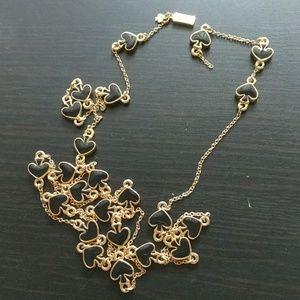 Kate Spade Black necklace